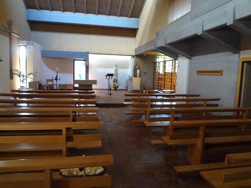 Chapelle du Carmel (intérieur)