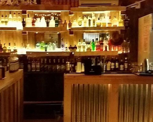 BAR-H - Wine, Beer, Liquors