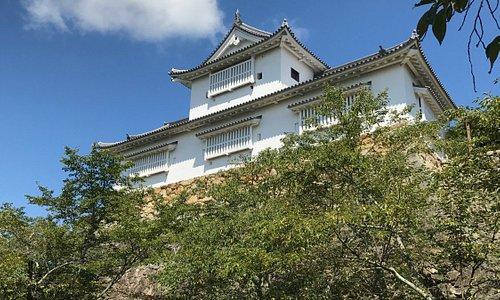 再建された楼閣