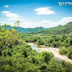 Rio Salinas, pie de reserva Tariquia (foto: facebook.com/EntreRiosTarija )