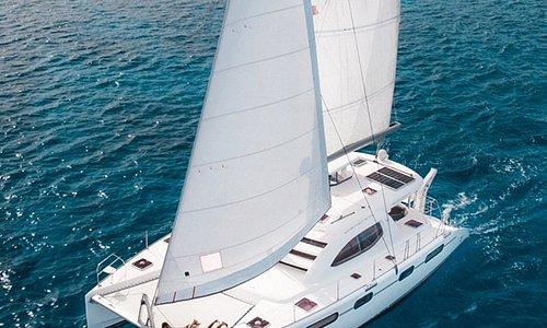 The Mana Cruises Catamaran Yacht