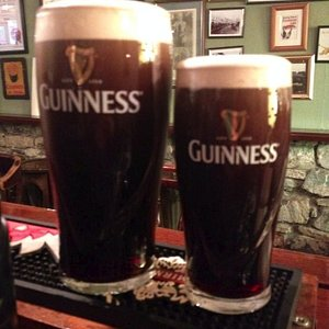Guinness Lovers, visit us for a decent pint !