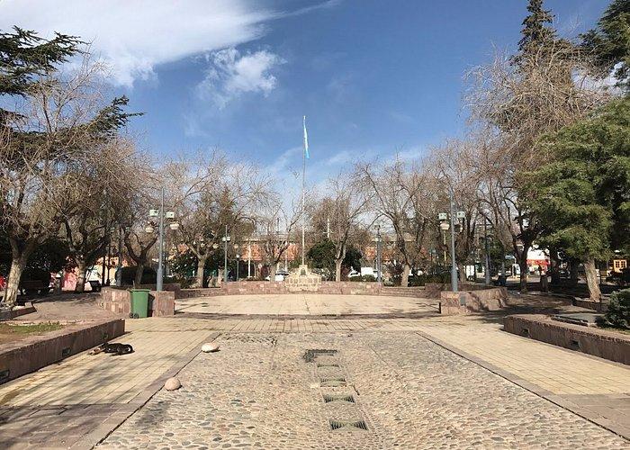 Plaza Espejo frente a Iglesia