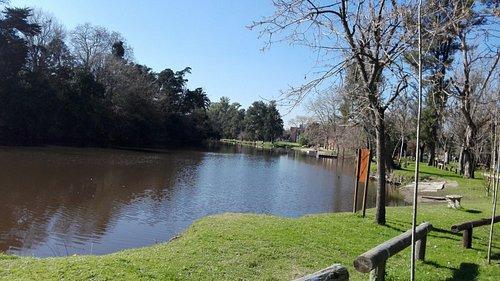 Vista del rio desde el club