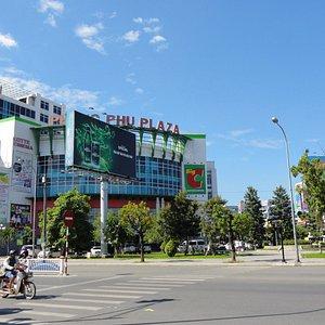 大型ショッピングモール