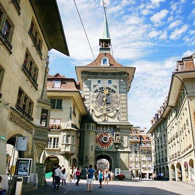 2017 - Bern - Zytglogge