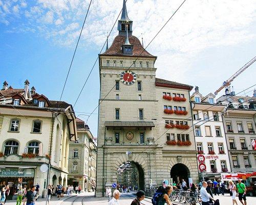 2017 - Bern - Käfigturm