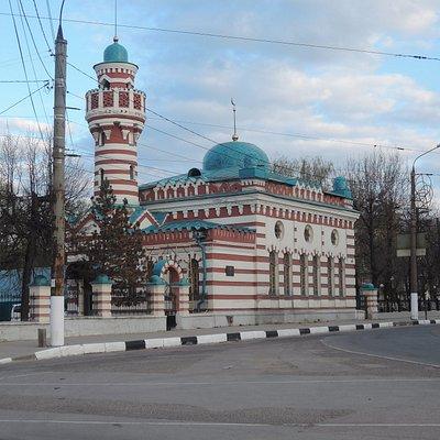 Тверь. Мечеть.