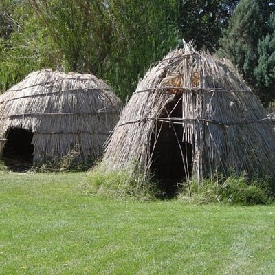 Traditional Native American Exhibits