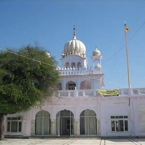 Gurudwara Sisganj Sahib