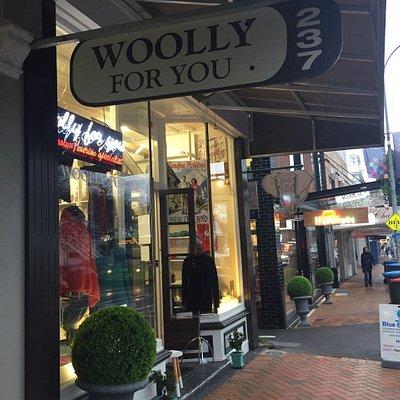classic merino and possum winterwear store, since 1984