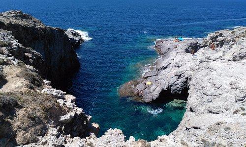 Cala Grotta, Sant'Antioco.