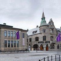 Jugendstilsenteret & KUBE (Photo: Kristin Støylen)