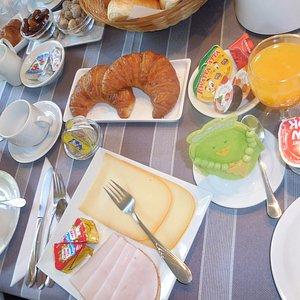 petit déjeuné
