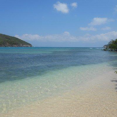 spiaggia di chengue