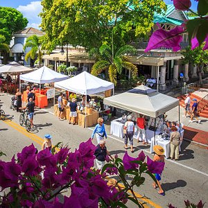 Third Street South Farmers Market.  Every Saturday from 7:30 am until 11:30 am.