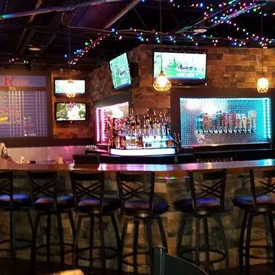 Tillie's Tap Room - special section in our bar