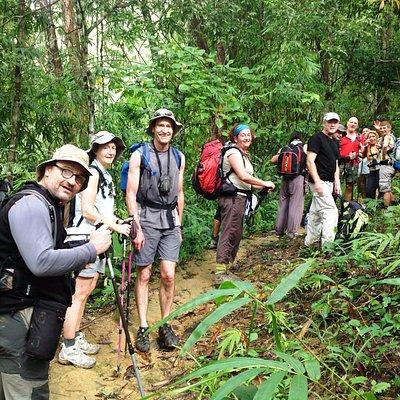 Trek in Nam Ka Conservation Forest