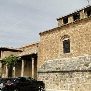 Almonacid de Zorita iglesia Santo Domingo de Silos.