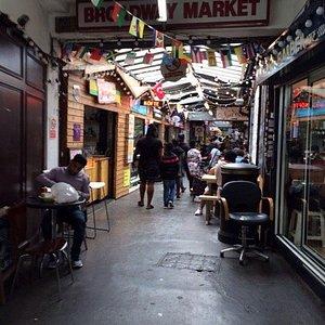 Tooting Broadway Market... Incredible atmosphere