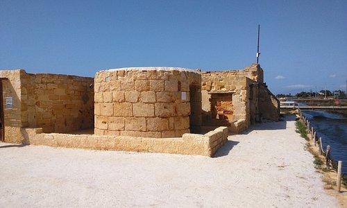 La vecchia torre del mulino