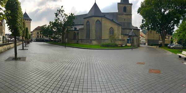 H.H. Nicolaas en Barbera kerk