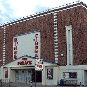 Felixtowe Cinema from outside