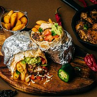 Best burritos in town!