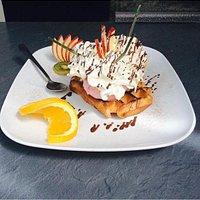 Dessert... mmhmmm...