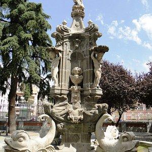 Madrid, Fuente de la Fama