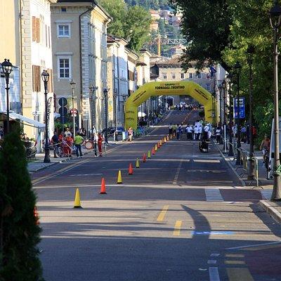 Corso Bettini - Campionati Italiani di Atletica leggera - Marcia