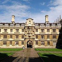 Clare College em Cambridge