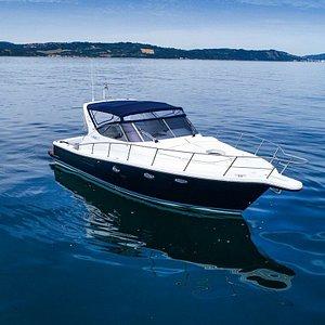Noleggio imbarcazione senza conducente fino a 11 posti