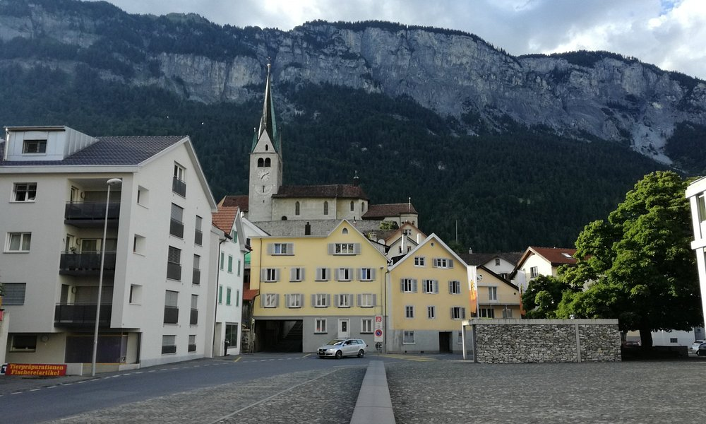 Domat Ems Switzerland