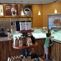 Lappert's in Maui -- that's the whole shop!