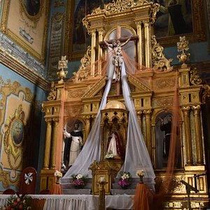 Iglesia Santo Domingo, Loja. Ecuador.