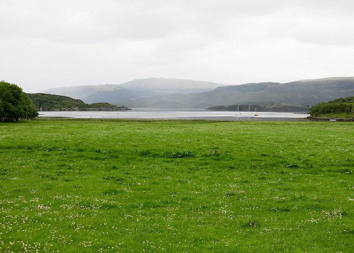 Loch Sunart viewed from the Visitor's Centre
