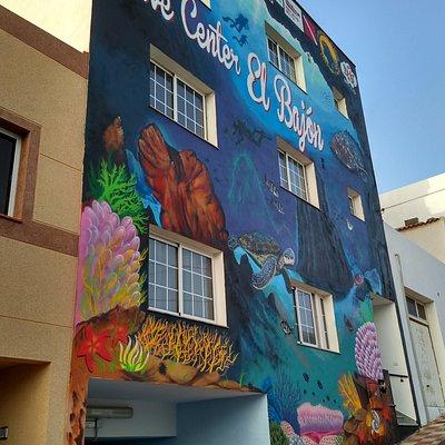Centro de Buceo EL Bajon