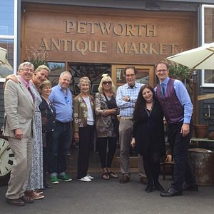 Petworth Antiques Market- Ready for you.