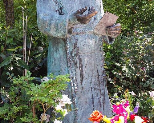 Monumento a Padre Pio