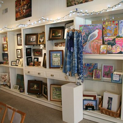 the gallery shop