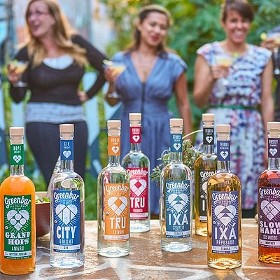 Greenbar Distillery, Organic Liquor Made in the Heart of Los Angeles, California