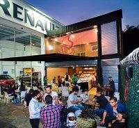 Amplia y moderna terraza en nuestra sede de PANCE, brisa, charla y el mejor gelato