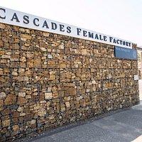 Cascades Female Factory entrance
