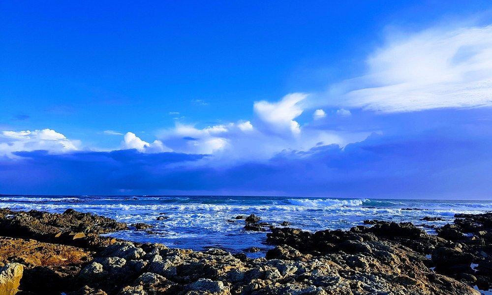 Sandbaai beach and beach walk - amazing views