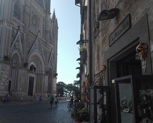 Le Maschere Gioielli (Orvieto)