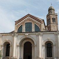 Facciata Chiesa di Santa Maria in Organo