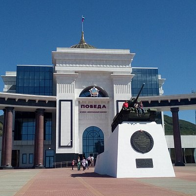 Мемориальный комплекс Победа