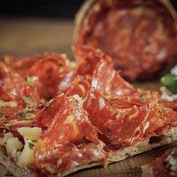Pizza Salami Picante