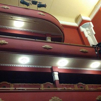 Teatro Talia Palcos